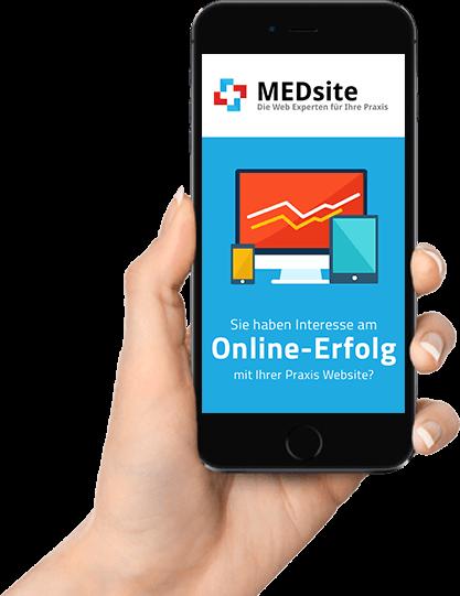 Sie haben Interesse am Online-Erfolg mit Ihrer Praxis Website?